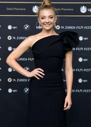 Natalie Dormer - 'Hanging Rock' Premiere in Zurich