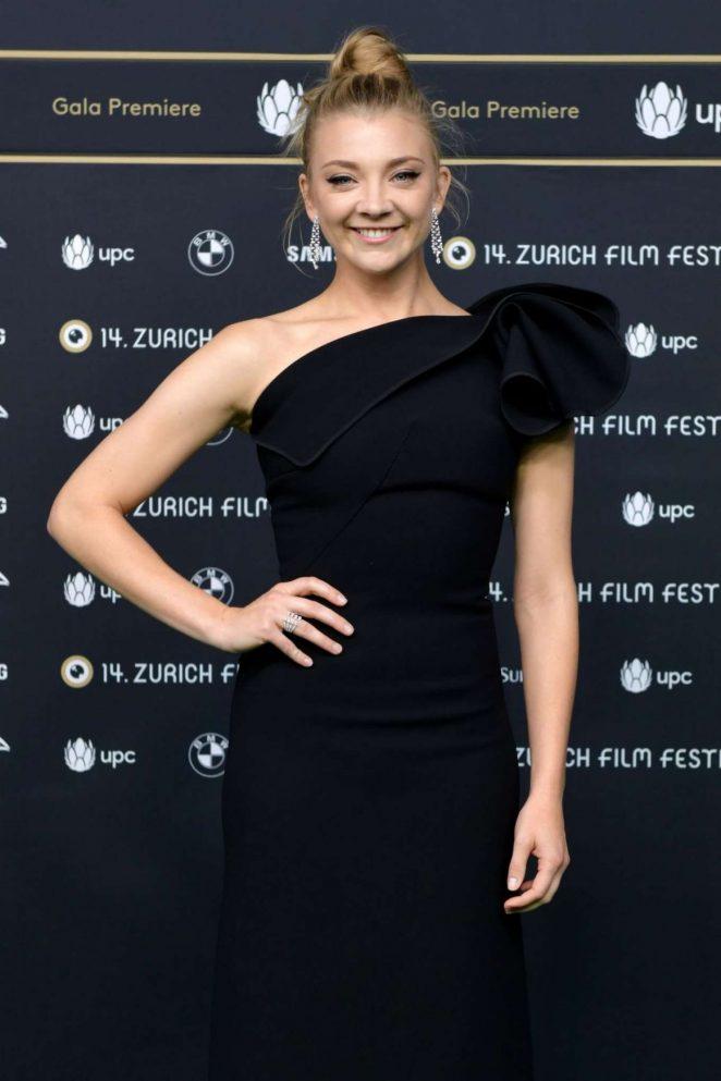 Natalie Dormer – 'Hanging Rock' Premiere in Zurich