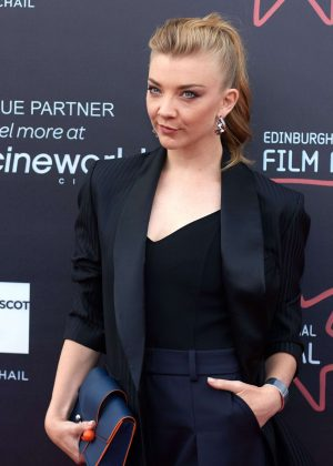 Natalie Dormer - 'In Darkness' Premiere at Edinburgh International Film Festival