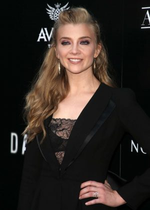 Natalie Dormer - 'In Darkness' Premiere in Los Angeles