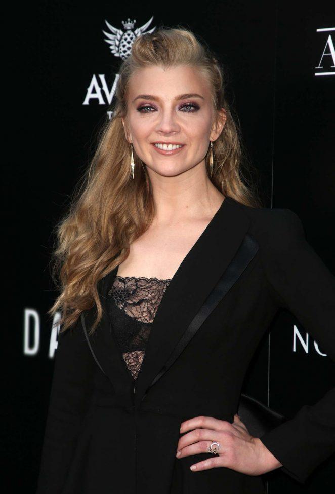 Natalie Dormer - 'In Darkness' Premiere in Los Angeles