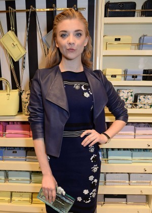 Natalie Dormer - Kate Spade New York Store Opening Party in London