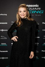 Natalie Dormer - Monaco E-Prix Cocktail Party on board the Panasonic Jaguar Racing Yacht