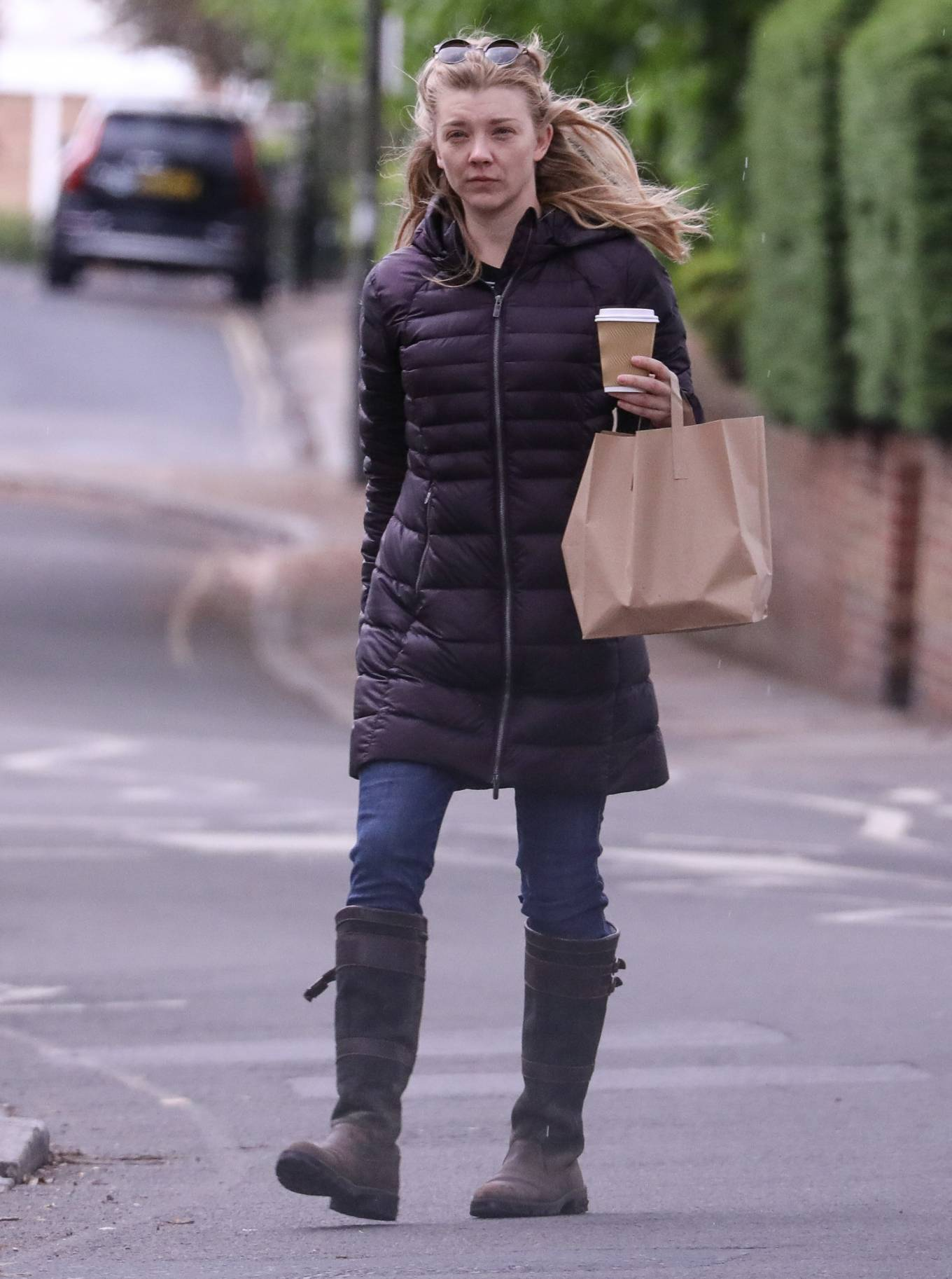Natalie Dormer - Out in London