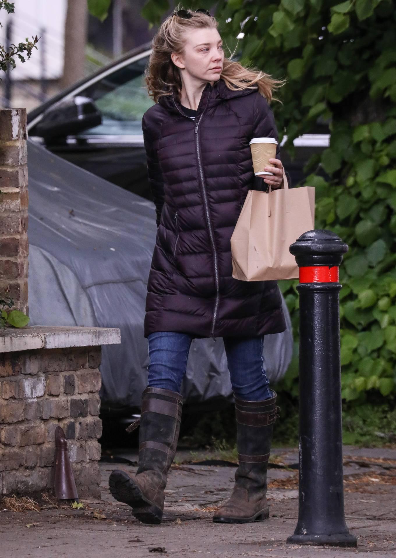 Natalie Dormer 2020 : Natalie Dormer – Out in London-05