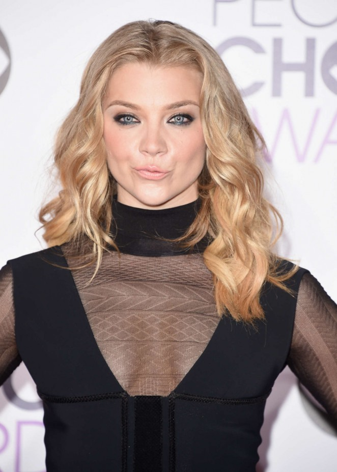 Natalie Dormer - People's Choice Awards 2016 in Los Angeles