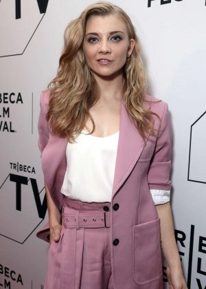 Natalie Dormer - 'Picnic at Hanging Rock' Premiere at 2018 Tribeca Film Festival in NY