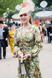 Natalie Dormer - Royal Ascot Fashion Day 3 in Ascot