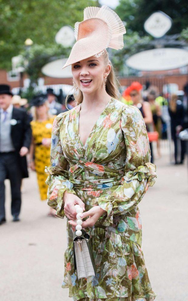 Natalie Dormer - Royal Ascot Fashion Day 3 in Ascot