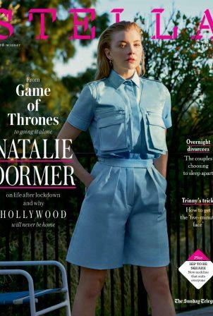 Natalie Dormer - Stella Magazine (June 2020)