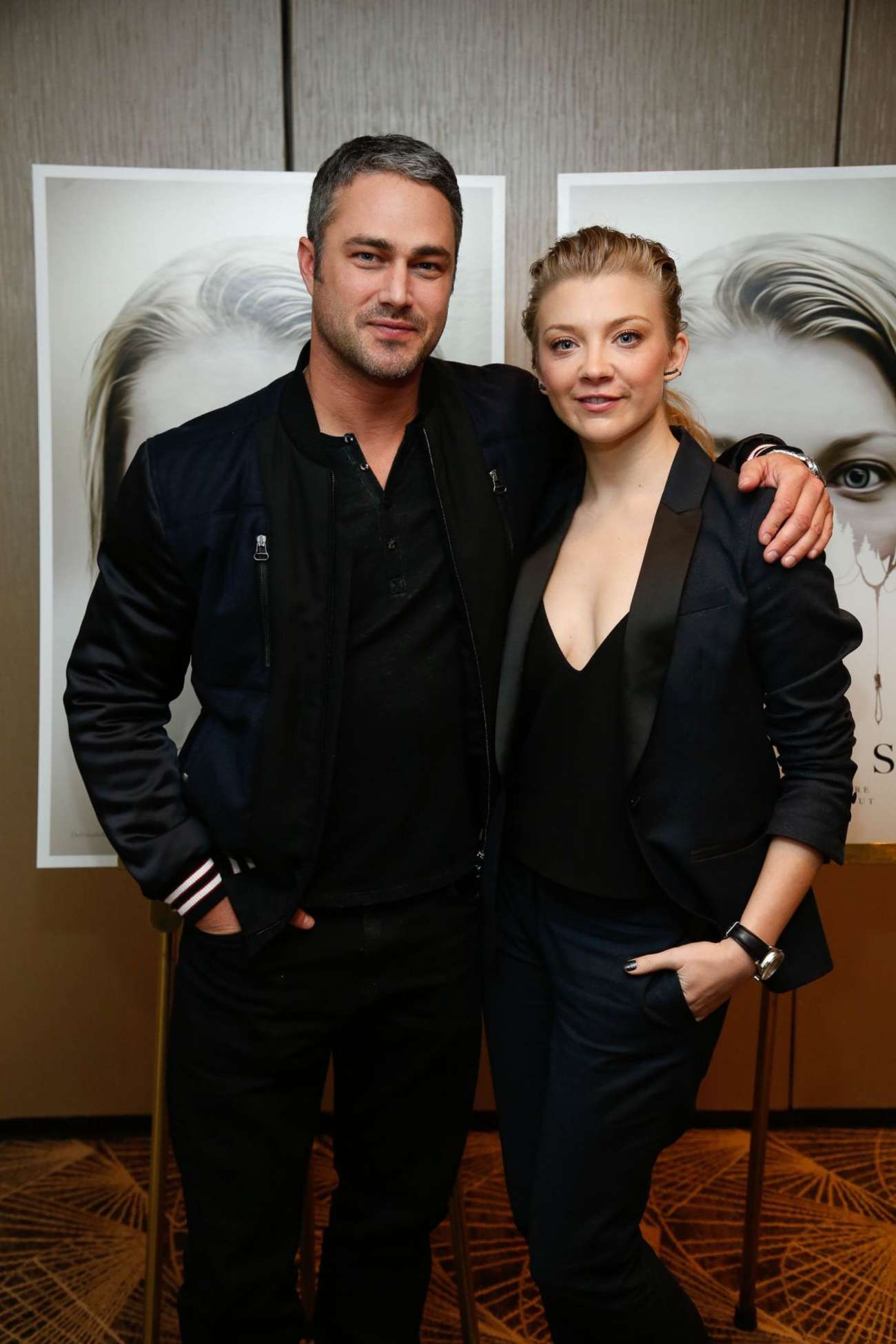 Natalie Dormer - 'The Forest' Photocall in New York City