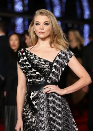 Natalie Dormer - 'The Hunger Games: Mockingjay' Part 2 Premiere in London