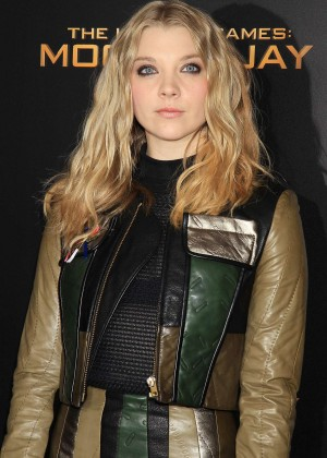 Natalie Dormer - 'The Hunger Games: Mockingjay' Part 2 Premiere in NYC