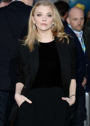 Natalie Dormer - The Rolling Stones Exhibitionism in London