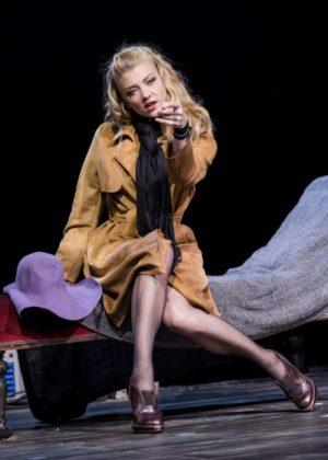 Natalie Dormer - 'Venus in Fur' Photocall in London