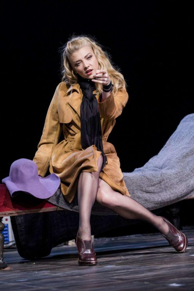 Natalie Dormer – 'Venus in Fur' Photocall in London