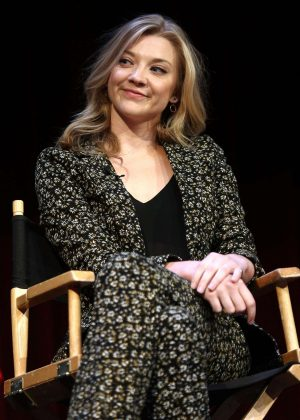 Natalie Dormer - 'Women on Screen' Panel Discussion in London