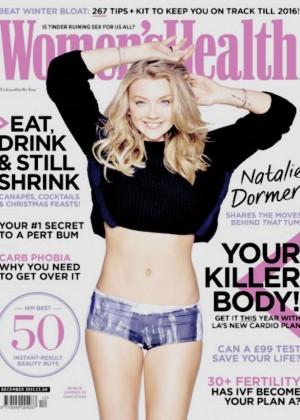 Natalie Dormer: Womens Health Magazine 2015 -01