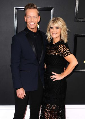 Natalie Grant - 59th GRAMMY Awards in Los Angeles