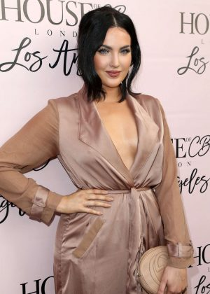 Natalie Halcro - House of CB Launch in West Hollywood