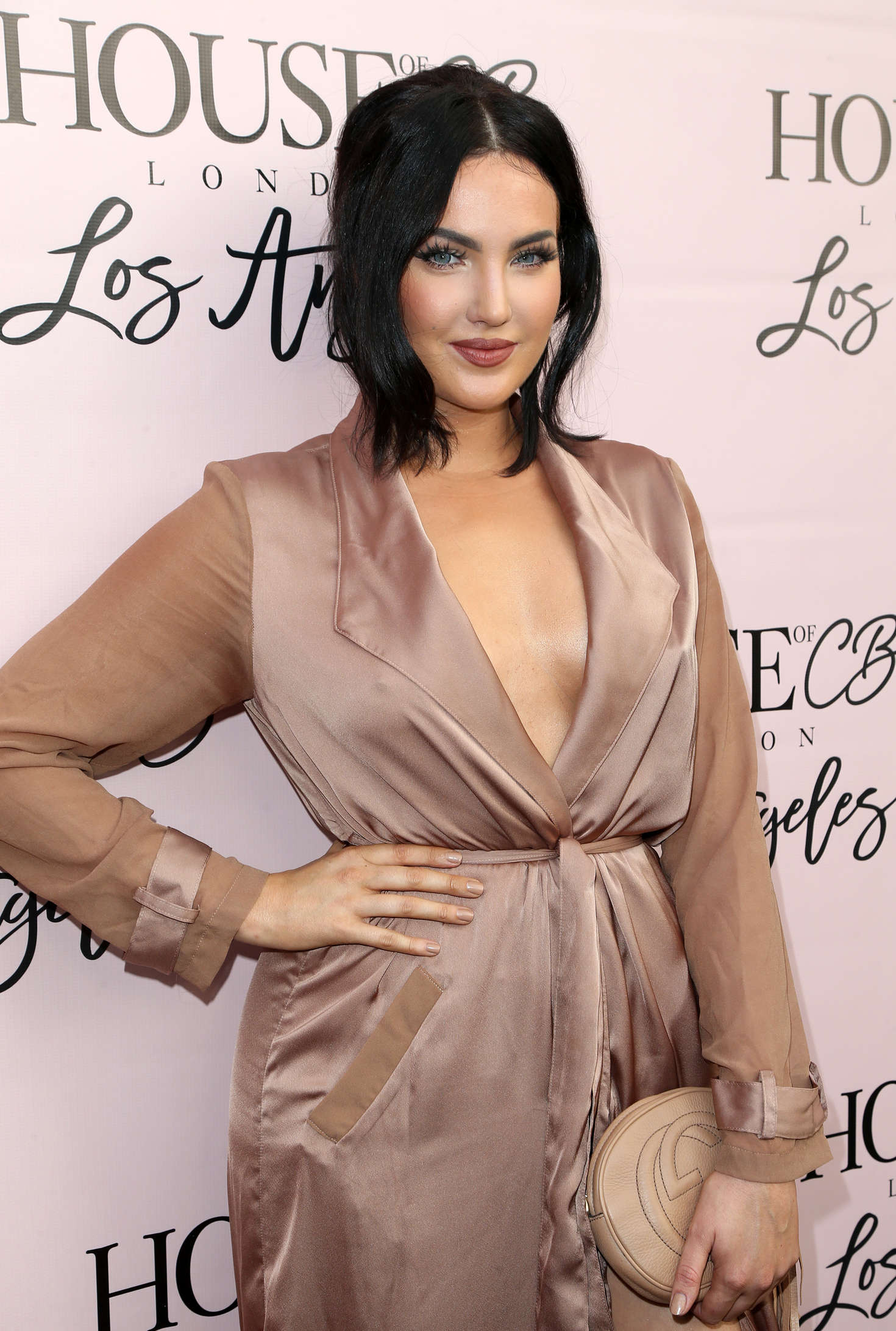 natalie halcro house of cb launch in west hollywood. Black Bedroom Furniture Sets. Home Design Ideas