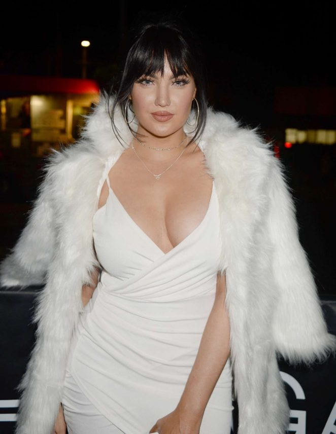 Natalie Halcro - OK! Magazine's Pre-Oscar Party in Los Angeles