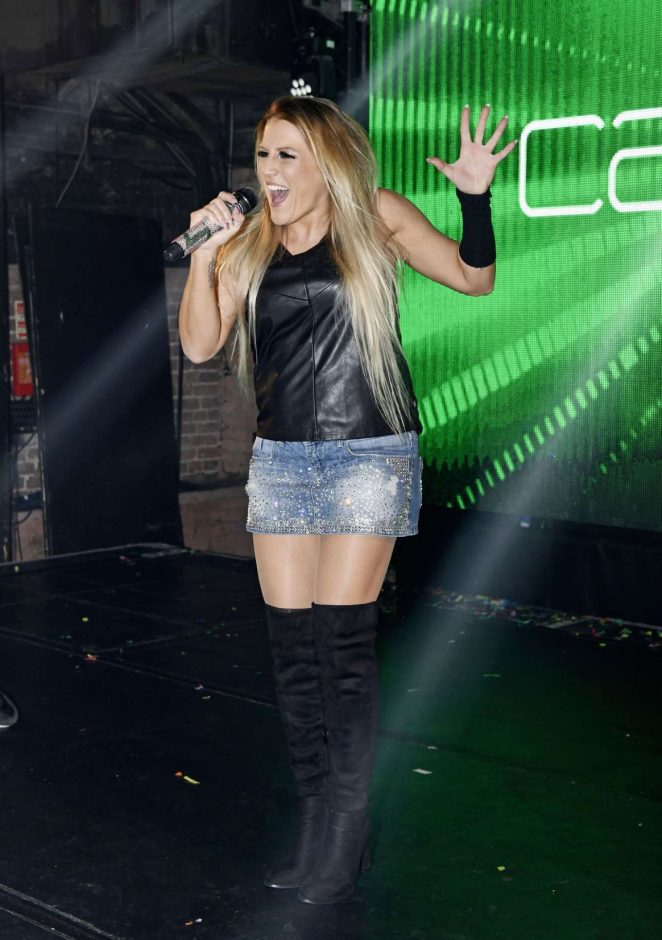 Natalie Horler - Performs at G-A-Y in London
