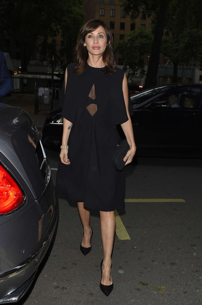 Natalie Imbruglia – 4th Annual Hawn Foundation UK Fundraising Dinner in London