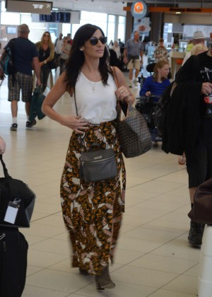 Natalie Imbruglia - Arrived in Adelaide