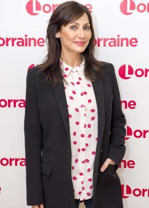 Natalie Imbruglia - Lorraine TV Show in London