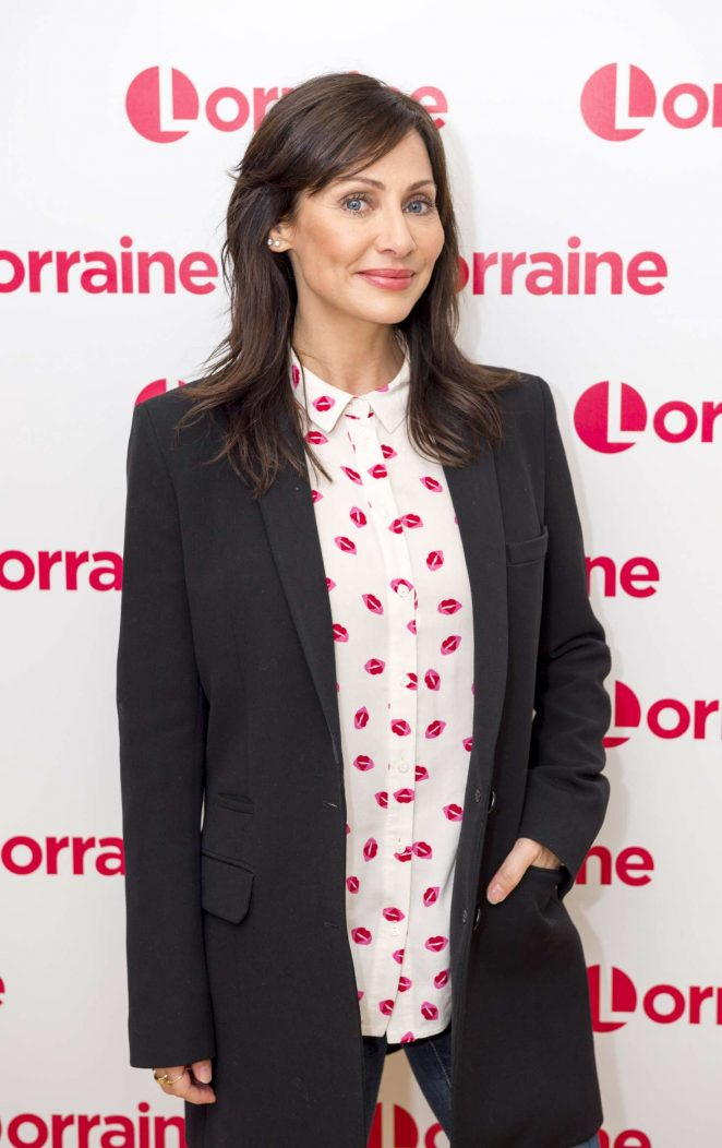 Natalie Imbruglia - Lorraine TV Show in London