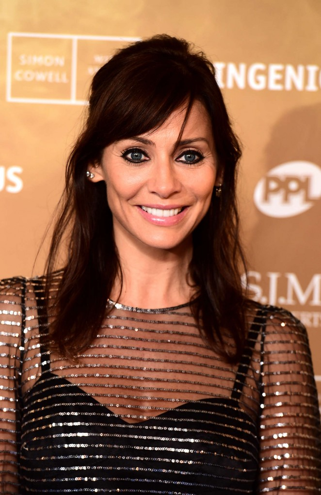 Natalie Imbruglia: Music Industry Trust Awards 2015 -01