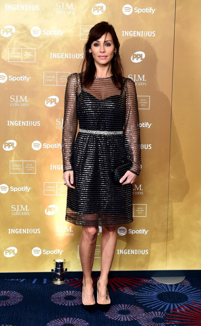 Natalie Imbruglia: Music Industry Trust Awards 2015 -09