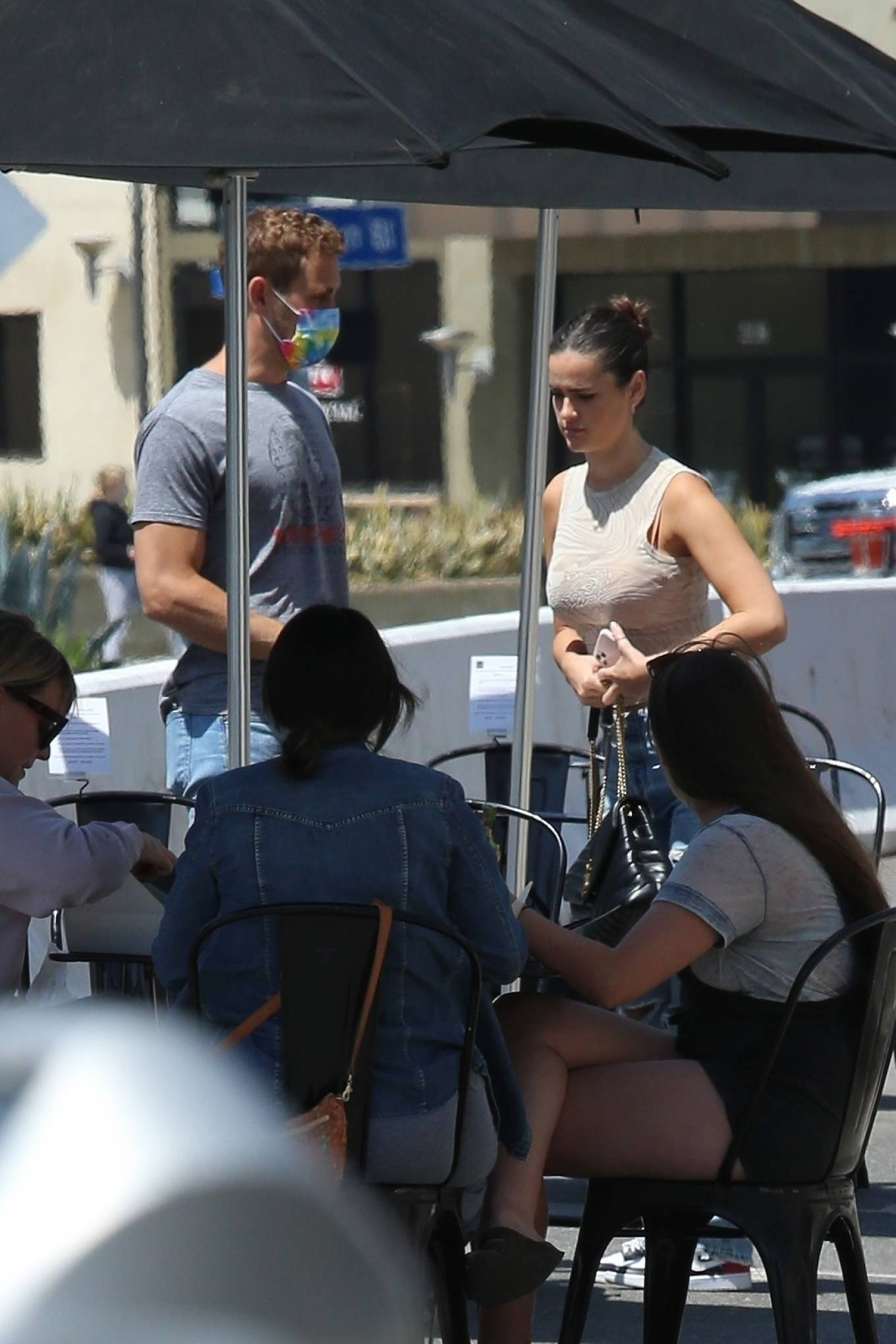 Natalie Joy 2021 : Natalie Joy – Lunch candids at Joans on Third in Los Angeles-21