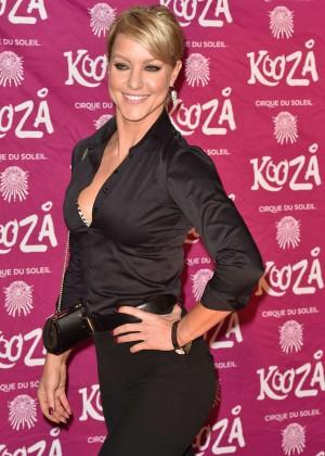 Natalie Lowe - Kooza By Cirque Du Soleil VIP Performance in London