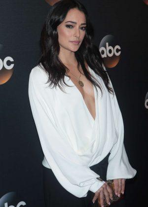 Natalie Martinez - 2017 ABC Upfront Presentation in New York