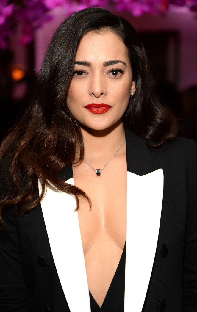Natalie Martinez - BVLGARI Save The Children STOP THINK GIVE Pre-Oscar Event in Beverly