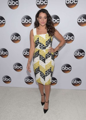 Natalie Martinez - Disney & ABC Television Group's TCA Winter Press Tour in Pasadena