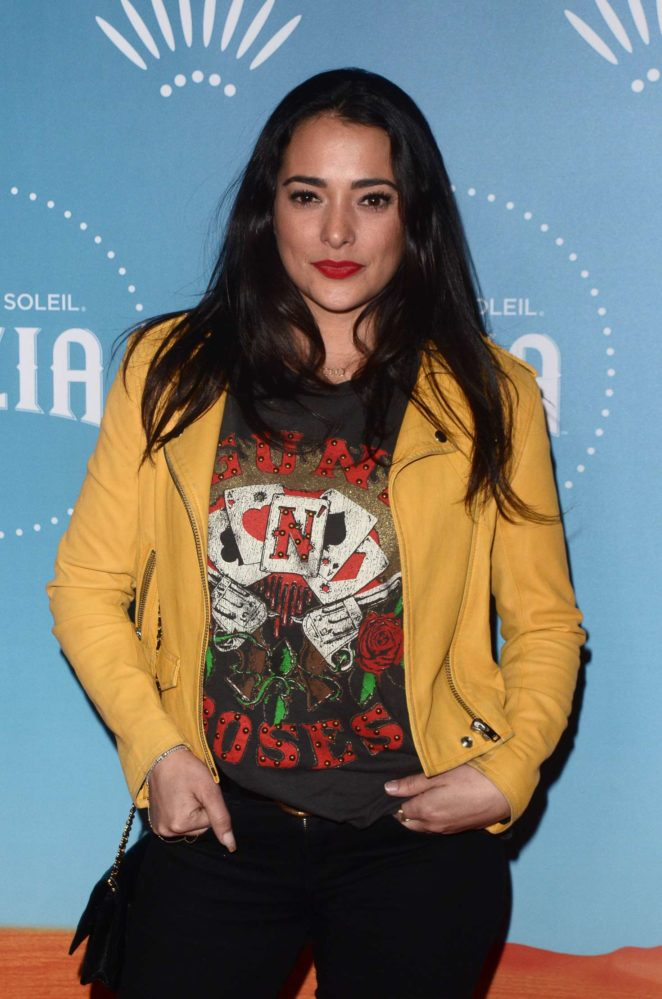 Natalie Martinez – 'Luzia' Premiere in Los Angeles