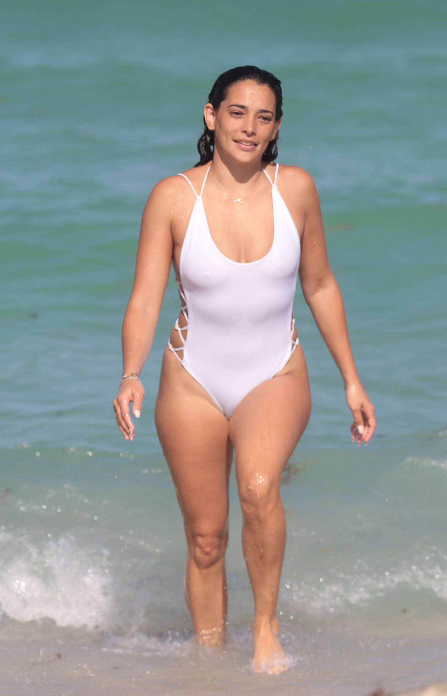 Natalie martinez in bikini miami beach florida - 2019 year