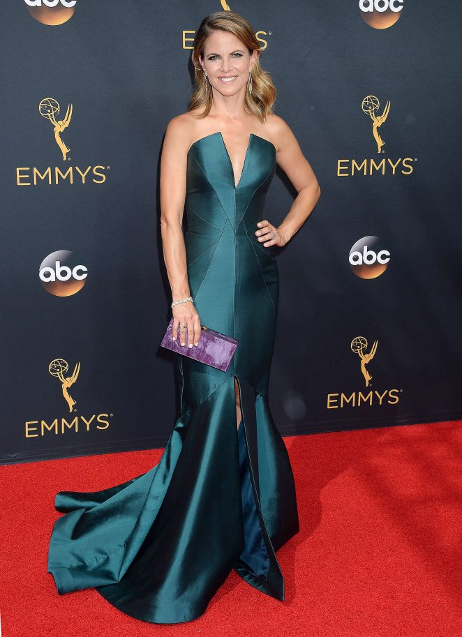 Natalie Morales - 2016 Emmy Awards in Los Angeles