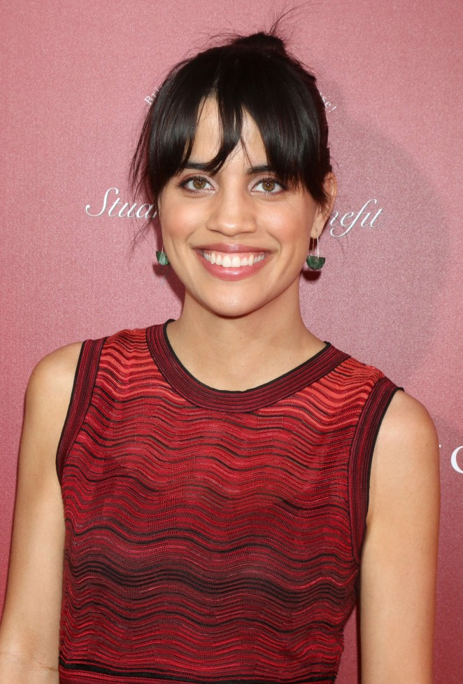 Natalie Morales - John Varvatos 13th Annual Stuart House Benefit in LA
