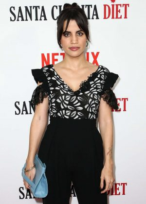 Natalie Morales - 'Santa Clarita Diet' Season 2 Premiere in Hollywood