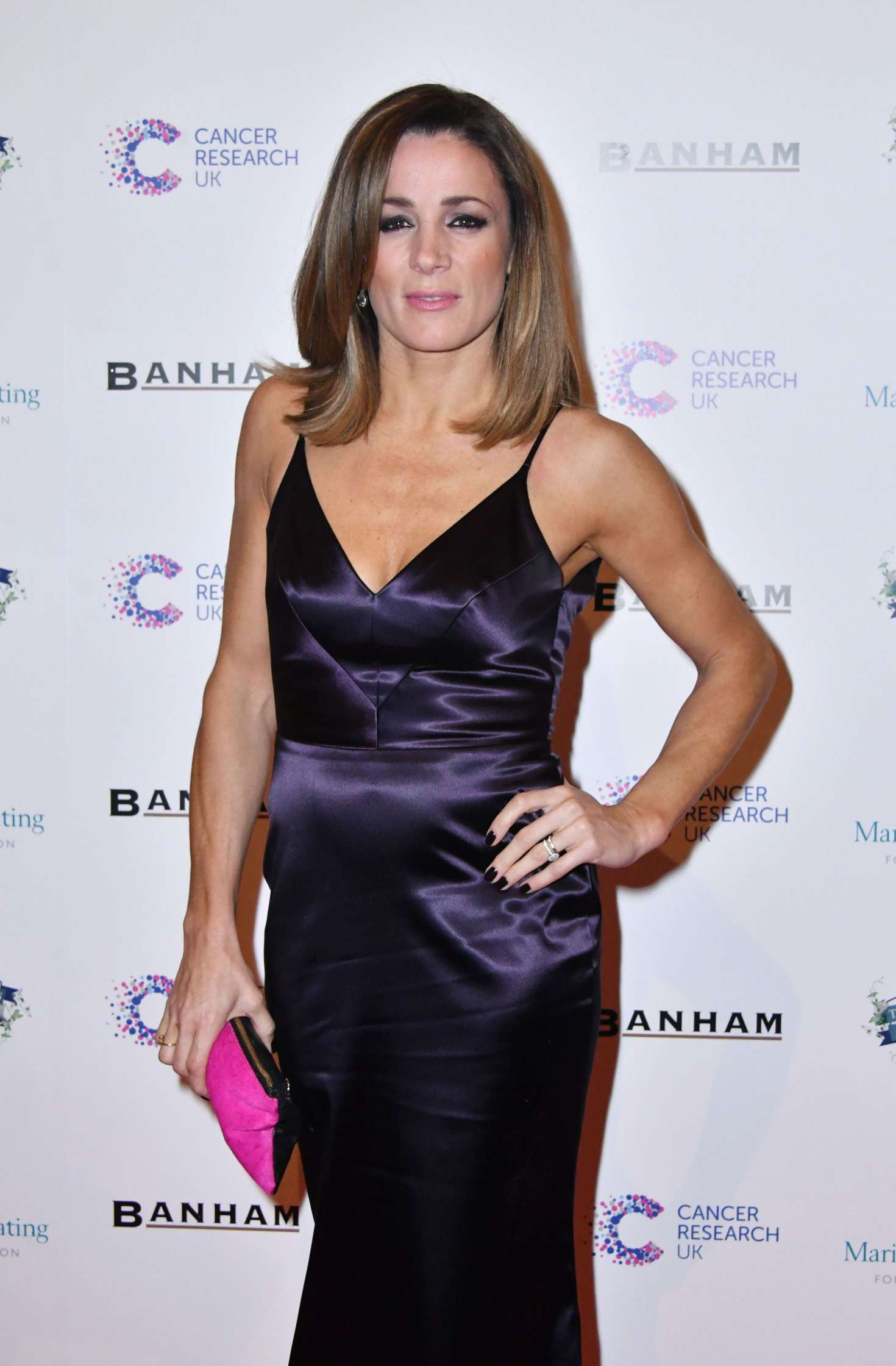 Natalie Pinkham - Emeralds and Ivy Ball 2017 in London