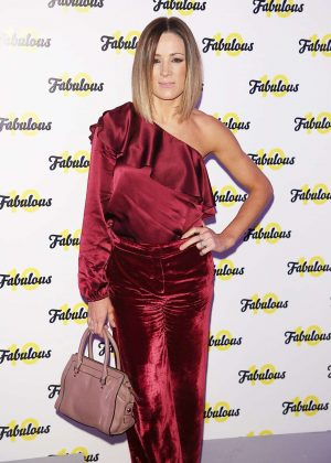 Natalie Pinkham - Fabulous Magazine 10th Birthday Party in London