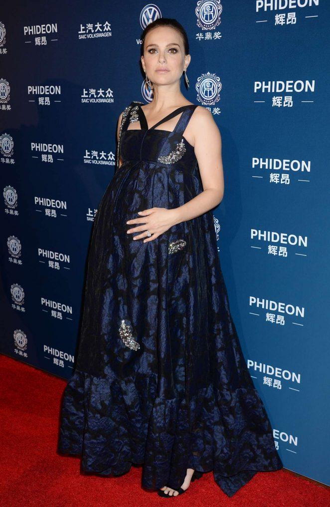 Natalie Portman – 2016 Huading Global Film Awards in Los Angeles