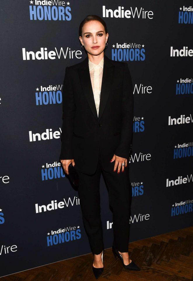 Natalie Portman - 2018 IndieWire Honors in Los Angeles