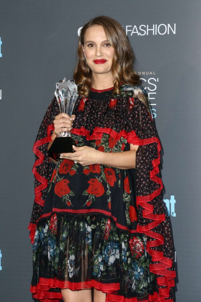 Natalie Portman – 22nd Annual Critics' Choice Awards in Los Angeles