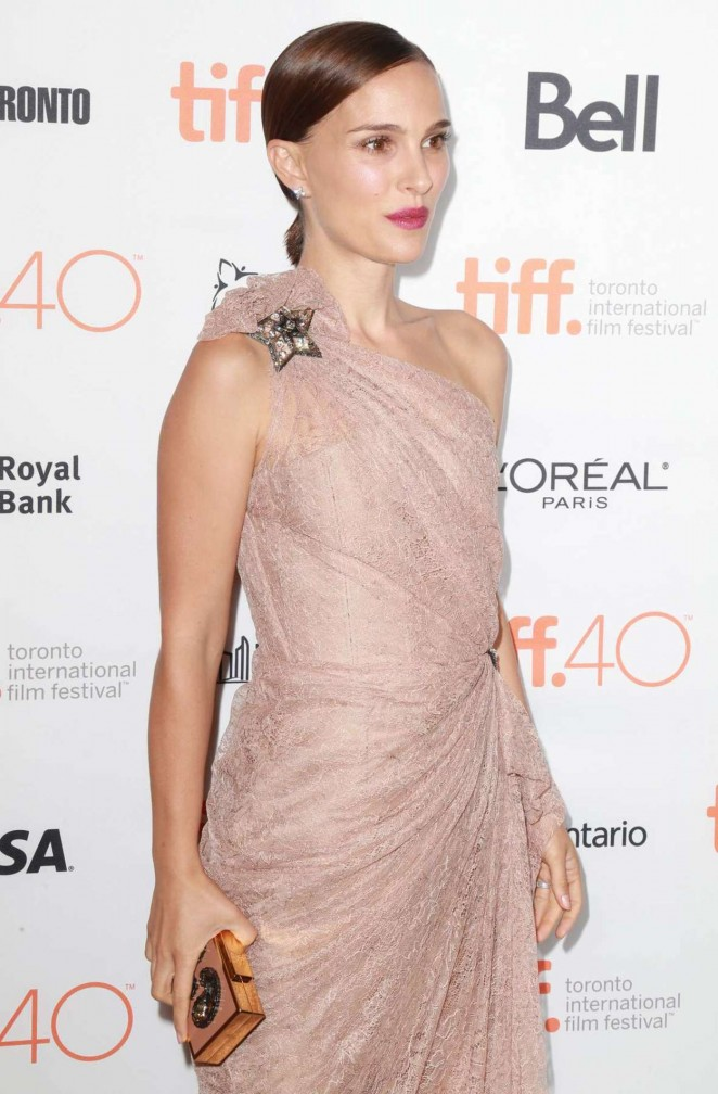 Natalie Portman - 'A Tale of Love and Darkness' Premiere at 2015 TIFF