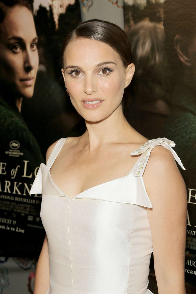 Natalie Portman - 'A Tale of Love and Darkness' Premiere in New York